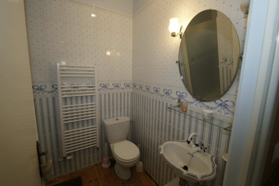 Canisy, France: Salle d'eau Barbey d'Aurevilly