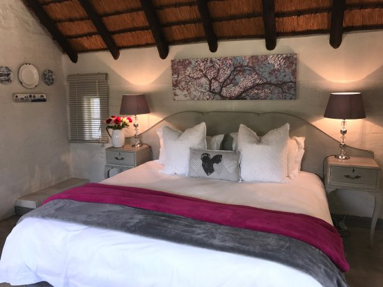 Balgowan, Güney Afrika: Thatch House - Room 1