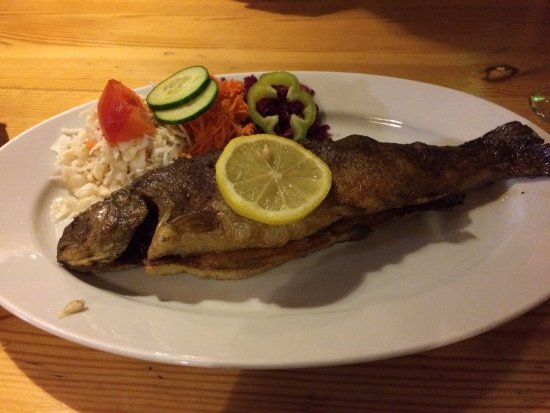 Presov Region, Slovakia: Ресторан Koliba в Thermal Park Vrbov