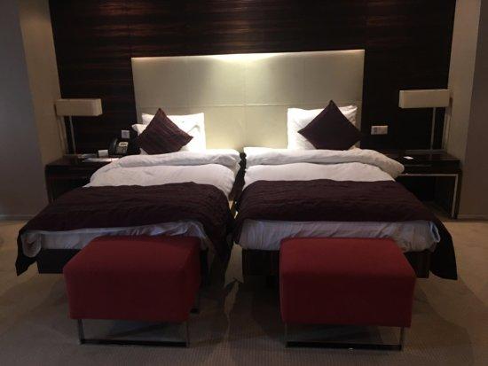 Grand Ankara: standard room