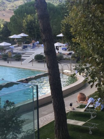 photo2.jpg - Picture of Albergo Posta Marcucci, Bagno Vignoni ...
