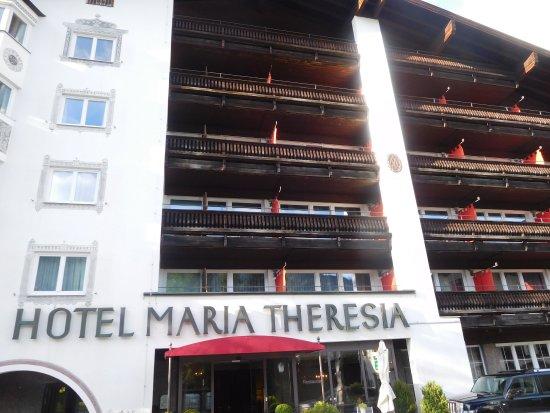 Q! Hotel Maria Theresia Foto