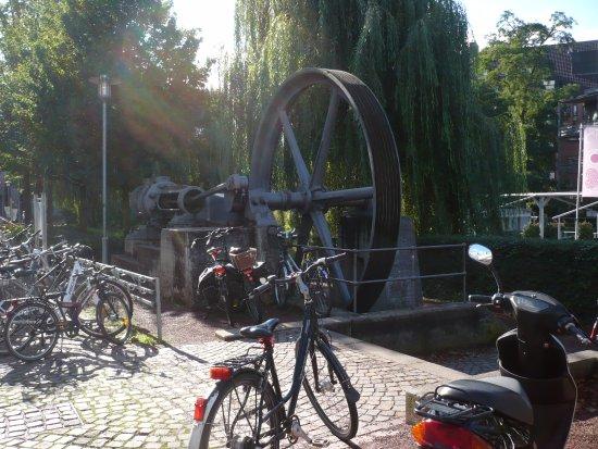 Bocholt, Germany: Vor den Arkaden.