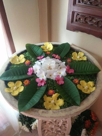 Bintan Island, Indonesië: Decoration of D'Bintan Spa
