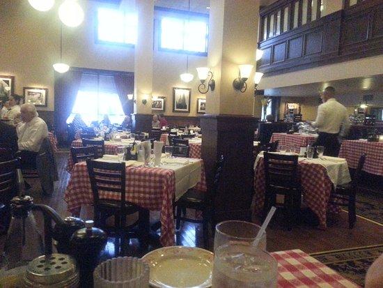Maggiano S Little Italy Boca Raton Menu Prices Restaurant