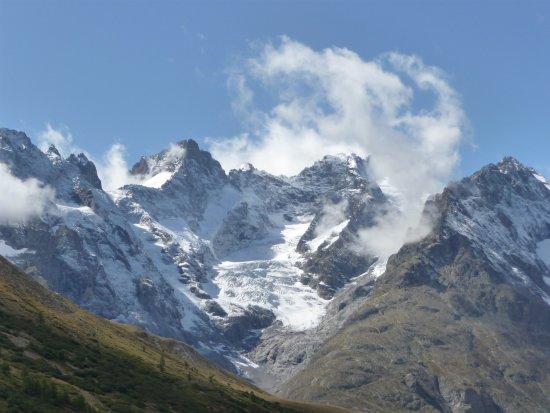 Le Monetier-les-Bains, Francia: glacier
