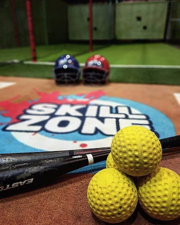 Skill Zone: Baseball Zone!