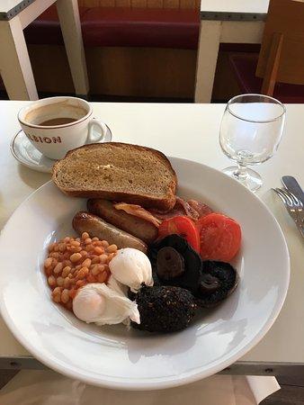 Photo of Cafe Albion Shoreditch at 2-4 Boundary Street, London E2 7DD, United Kingdom