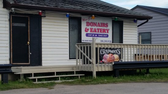 Meadow Lake, Canada: Miss J's Donairs