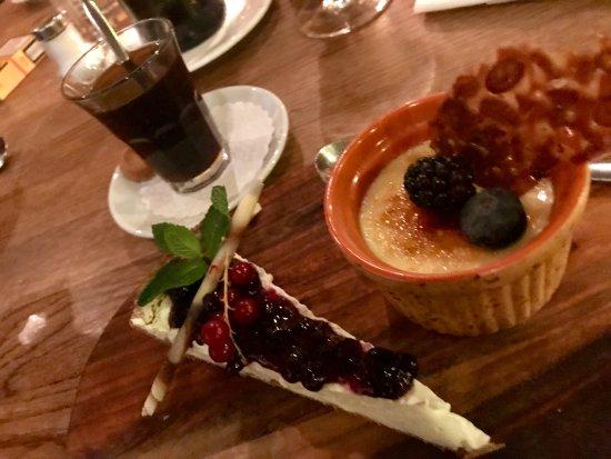 Bouillon: Dessert