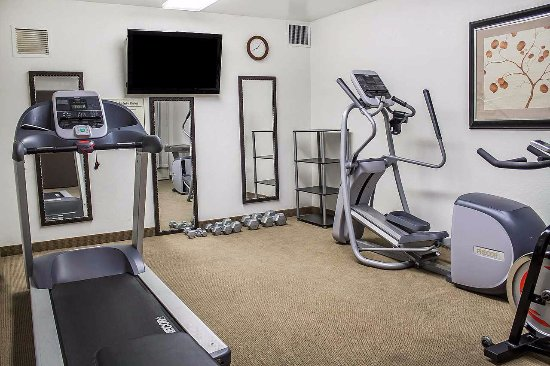 fitness center picture of holiday inn express columbus downtown rh tripadvisor com