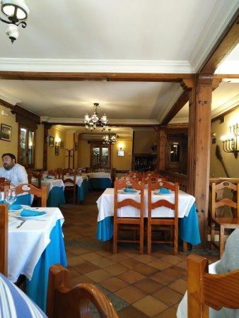 Palazuelos de Eresma, Espagne : Restaurante El Chorrillo
