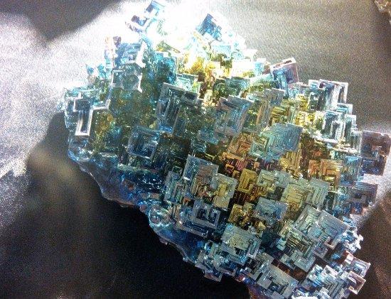 Corpach, UK: Bismuth