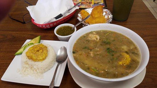 Colombian Restaurant San Antonio