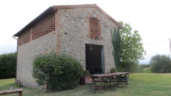 Casa Cernano: The center of our family activities with amazing views of vineyards, olive groves & Siena