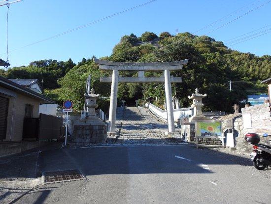 Kunozan Toshogu Shrine : ここからスタートです