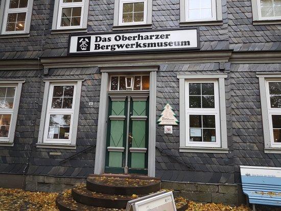 Clausthal-Zellerfeld, Germany: Oberharzer Bergwerksmuseum in Clausthal - Zellerfeld.