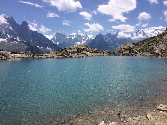 Lac Blanc : ラックブラン