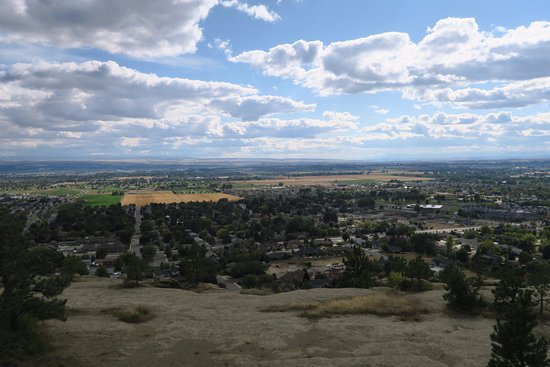 view over Billings
