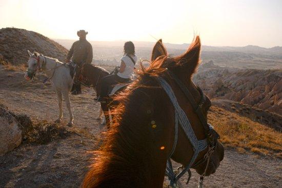 Ortahisar, Tyrkia: sunset tour