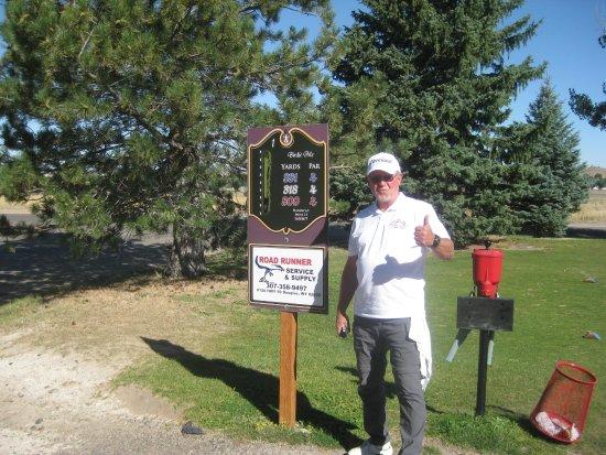 Douglas, WY: great day weather amd golf