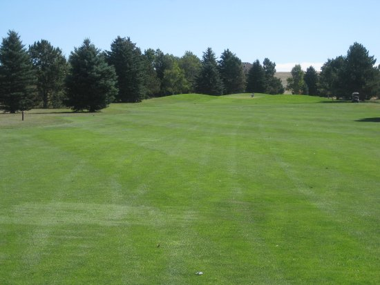 Douglas, WY: Fairway not sure what holeon th front 9
