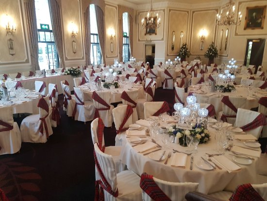Brimington, UK: Wedding room by Classy Weddings