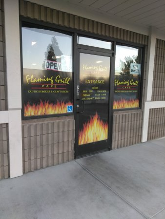 West Sacramento, Kalifornien: Flaming Grill Cafe