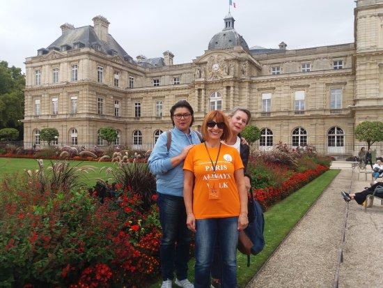paris always walk jardin du luxembourg - Jardin Du Luxembourg
