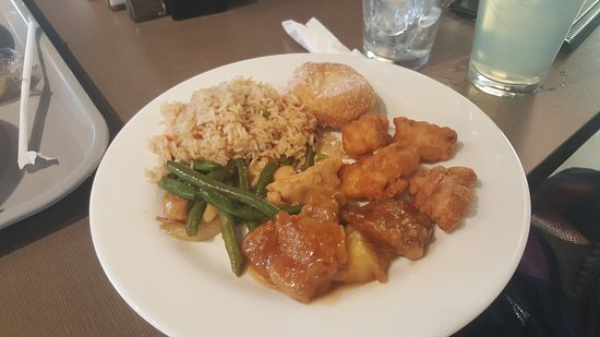 Nice food for dubuque top 5 chinese food picture of hy for Asian cuisine grimes ia menu