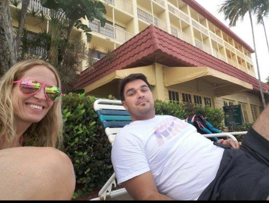 La Quinta Inn & Suites Coral Springs University Dr : pileta del hotel
