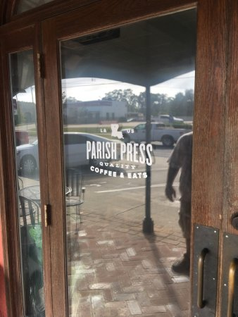 Ruston, LA: Parish Press