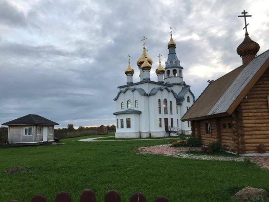 Glinka, Russia: Часовня Великомученика Георгия Победоносца