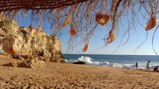 Praia da Coelha Photo