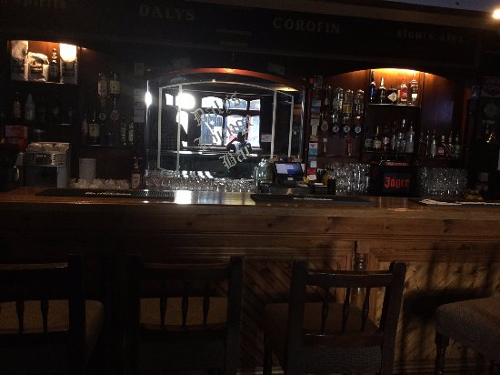 Corofin, Ireland: Bar