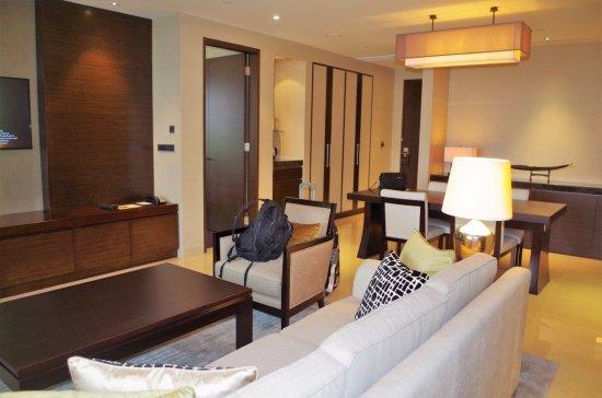 Sky Suite Room 1524 Picture Of Fairmont Jakarta Jakarta Tripadvisor