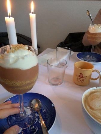 Praestoe, Denmark: Dessert