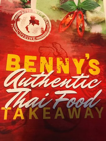 Cheadle, UK: Benny's