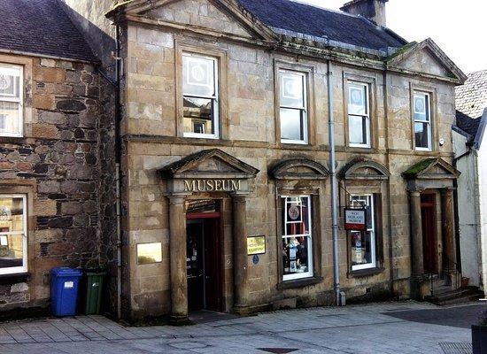 West Highland Museum: Bâtiment du musée