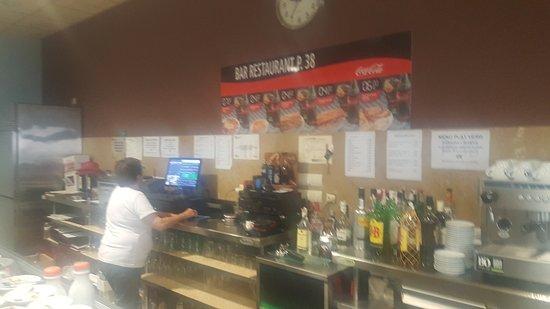 imagen Restaurant P-38 en Ulldecona
