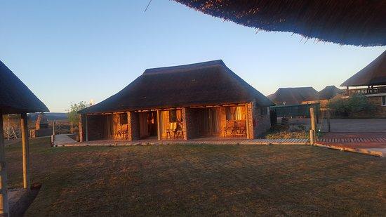 Touwsrivier, South Africa: Njalo-Njalo Safari's
