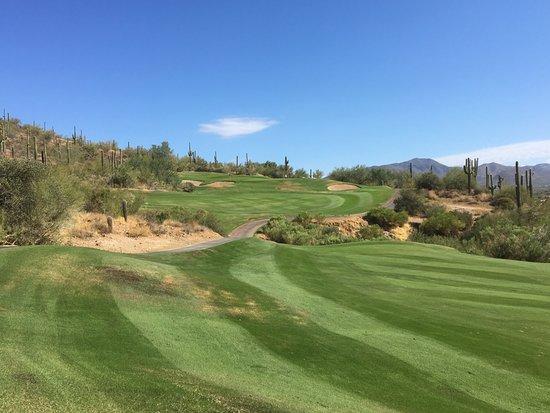 Cave Creek, AZ: Rancho Mañana golf course