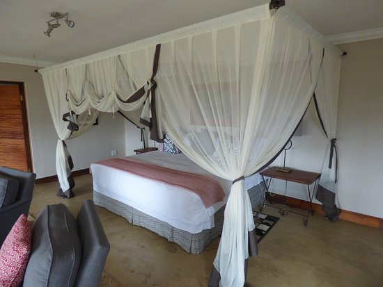 Rorke's Drift, South Africa: Bedroom at Fugitive's Drift