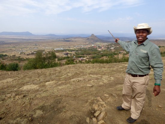 Rorke's Drift, South Africa: Telling the story of Isandlwana