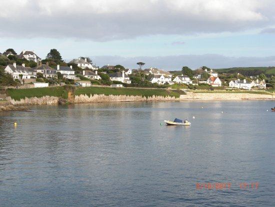 St Mawes, UK: view