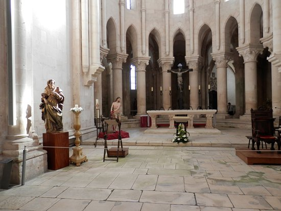 Batalha Monastery: Altar