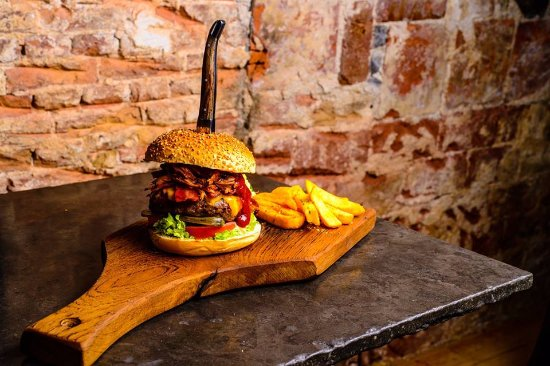 Meat & Co: Meat & Co burger speciaal 