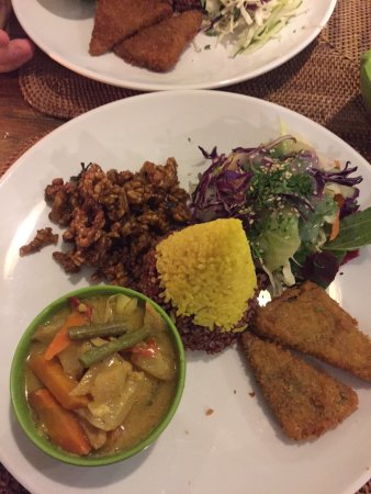 Lovely Indonesian meal