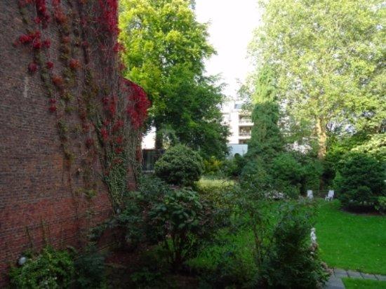 Etterbeek, Belgium: Veduta dalla camera