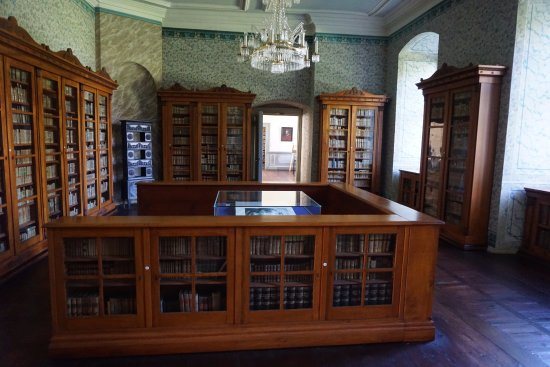 Hoxter, Germany: The library